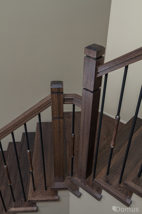 Zen Newel - Double Notch
